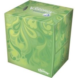 Kleenex Balsam Kosmetiktücher Würfelbox
