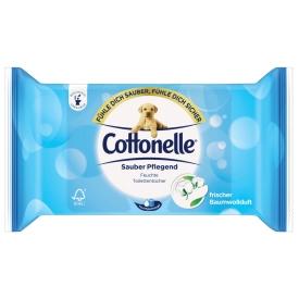 Cottonelle Toilettentücher Feucht Clean Comfort Cotton Fresh Nachfüller