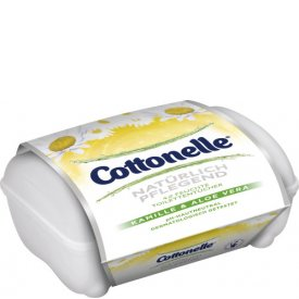 Cottonelle Feuchte Toilettentücher Kamille Aloevera