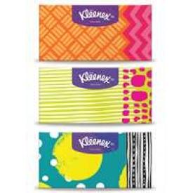 Kleenex Taschentücher Box 70er versch. Motive