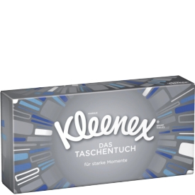 Kleenex Taschentücherbox 4-Lagig