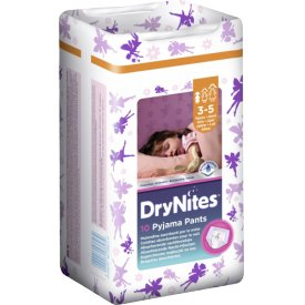 Huggies  DryNites Pyjama Pants Girl 3-5 Jahre