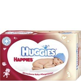 Huggies  Happies Baby Pflegetücher