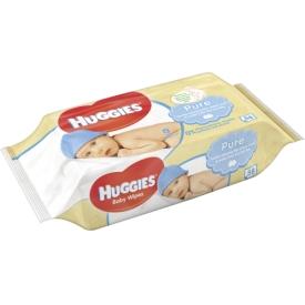 Huggies  Pure Babytücher Feucht