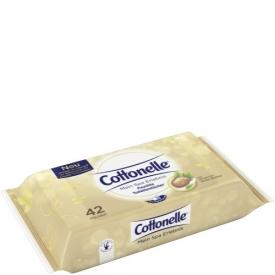 Cottonelle Toilettenpapier feucht Spa-Erlebnis Sheabutter