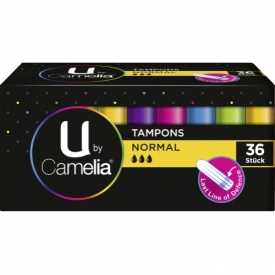 U by Camelia® Tampon Normal