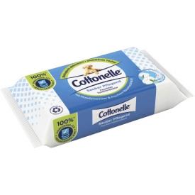 Cottonelle Feucht Sauber Pflegend Nachfüller mit Mizellenwasser & Baumwollduft