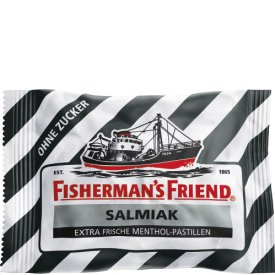 Fishermans Friend Salmiak ohne Zucker