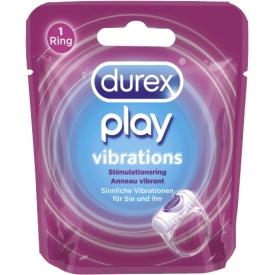 Durex  Vibrator Play Vibrations Penisring mit Vibration