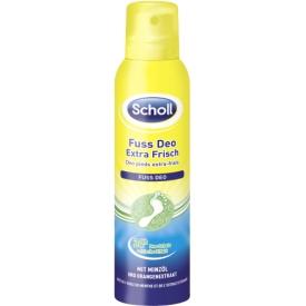 Scholl Fusspflege Deo Spray Extra Frisch