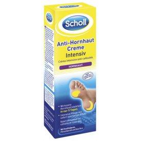 Scholl Anti Hornhaut Fusspflege Hornhautcreme intensiv 75ml