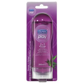 Durex  Massage-Gel Play 2 in1