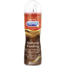 Durex  Gleitgel Natural Feel