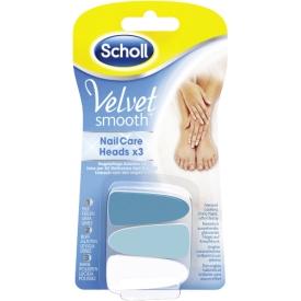 Scholl Fußpflege-Geräte Elektrische Nagelpflege Nachfüller