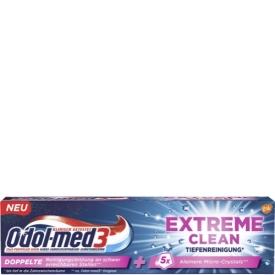 Odol Zahnpasta Extreme Clean Tiefenreinigung