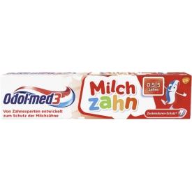 Odol Med 3 Zahnpasta Milchzahn