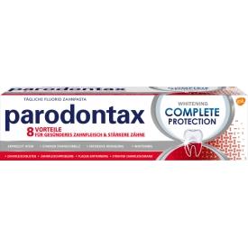 Parodontax Zahnpasta whitening complete protection