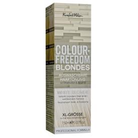Colour-Freedom Blondes Auswaschbare Haartönung White Blonde