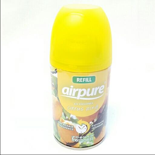 Airpure Freshmatic Nachfüller Citrus Zing