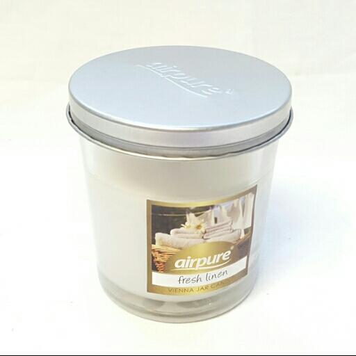 Airpure Duftkerze Fresh Linen