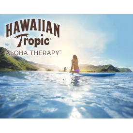 Hawaiian Tropic Satin Protection Sun Lotion LSF 30