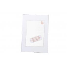 Bildhalter Rahmenlos 10,5x15cm