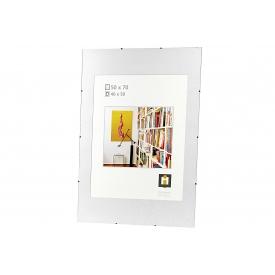 Bildhalter Rahmenlos 50x70cm