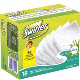 Swiffer Trocken Wischtuch Boden Febreze Duft 18er