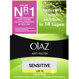 Olaz Anti-Falten Sensitive Tagespflege mit LSF 15