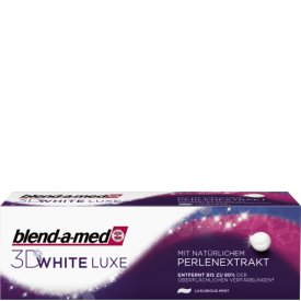 Blend-a-med Zahncreme 3D White Luxe Perlenextrakt