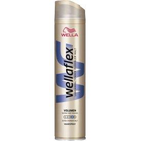 Wella Haarspray Volumen Extra starker Halt stärke 3 Wellaflex
