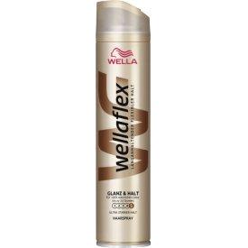 Wella Haarspray Glanz & Halt stärke 5 Wellaflex