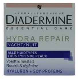 Diadermine Nachtcreme Hydra Repair