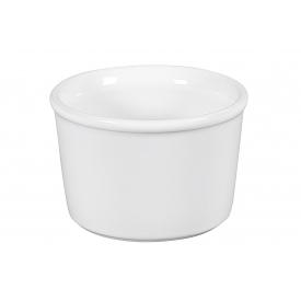 Vista Alegre Ragout-Fin-Form rund Steingut 5,6cm Ø8,5cm weiß
