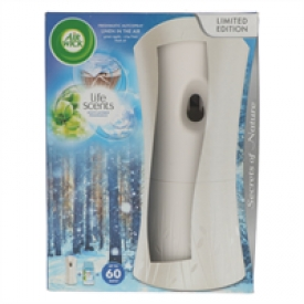 Airwick Freshmatic Starter Life Scents Grüner Apfel Fresh Air