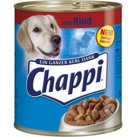 Chappi Chappi mit Rind