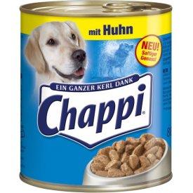 Chappi Hundefutter mit Huhn