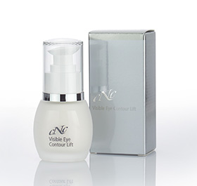 CNC Skincare  aesthetic world Visible Eye Contour Lift