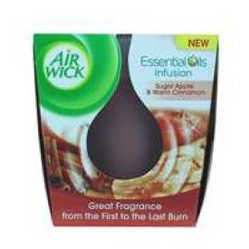 Airwick Duftkerze Apfel Zimt