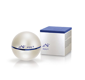 CNC Skincare moments of pearls enjoy it
