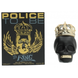 Police To Be The King For Man Edt Spray