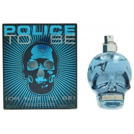 Police To Be Or Not To Be For Man Edt Spray