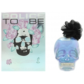 Police To Be Rose Blossom For Woman Edp Spray
