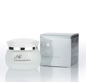 CNC Skincare  aesthetic world Protective Sun Shield