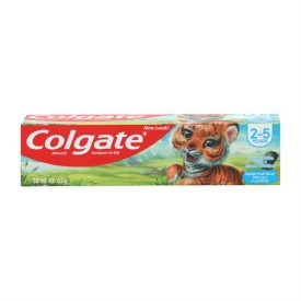 Colgate Kinderzahnpasta Bubble Fruit