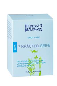 Hildegard Braukmann&nbspEmosie Body 7 Kräuter Seife