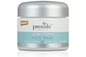 Provida Organics  Power Vitamin Face Mask