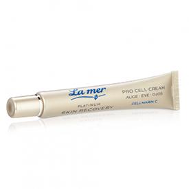 La mer&nbspPlatinum Skin Recovery Pro Cell Cream Auge