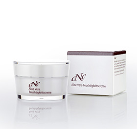 CNC Skincare classic Aloe Vera Feuchtigkeitscreme