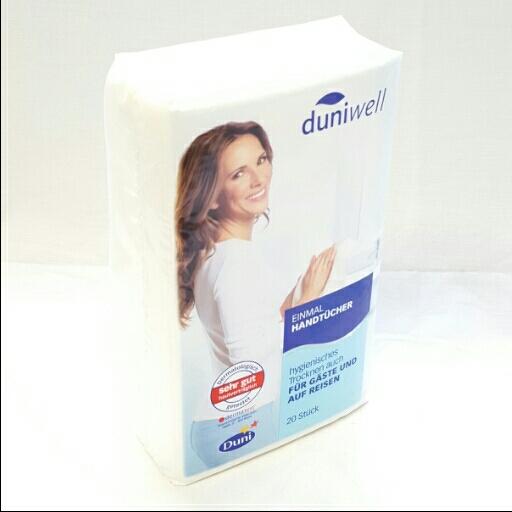 Duni Duniwell Einmal Handtücher 25 X 40 cm
